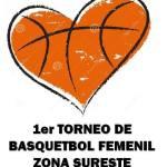 primer torneo de basquetbol femenil de la zona sur